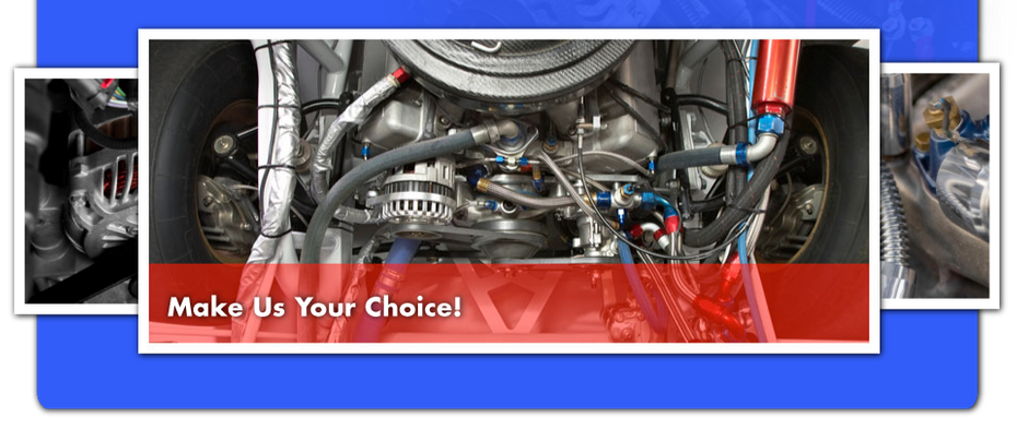 Make Us Your Choice; motor